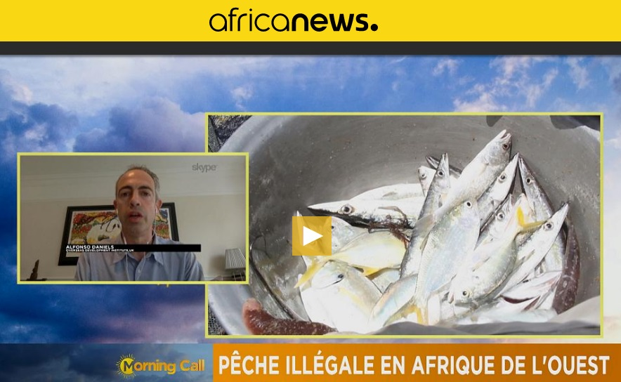 Illegal fishing in West African waters [The Morning Call]