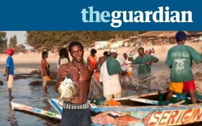 Tackling illegal fishing in western Africa could create 300,000 jobs